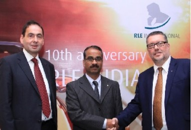 RLE India plans to increase headcount from 250 to 1000 by 2020