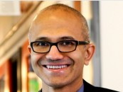 Satya Nadella talks cyber security in a mobile-first, cloud-first world