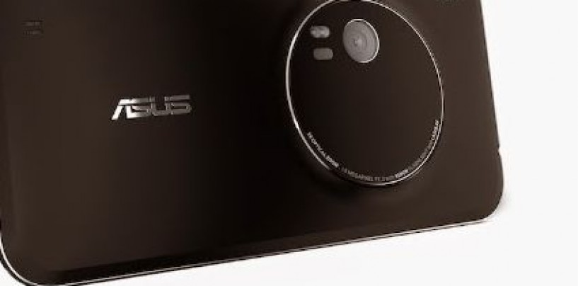 Asus ZenFone Zoom with 3X optical zoom set to hit India in January