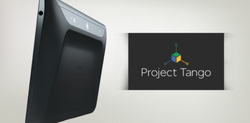 Lenovo Brings World's First Project Tango Device