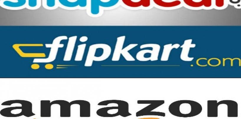 Flipkart = Snapdeal + Amazon + Paytm