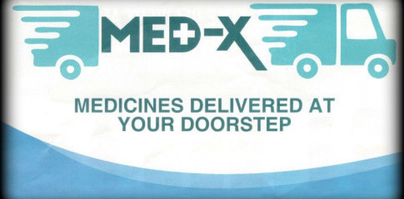 Med-x:  Med-tech startup from Gwalior