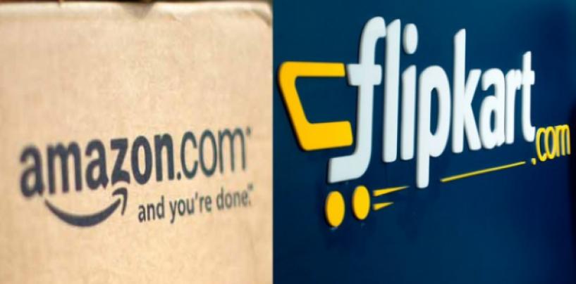 Amazon takes over Flipkart?