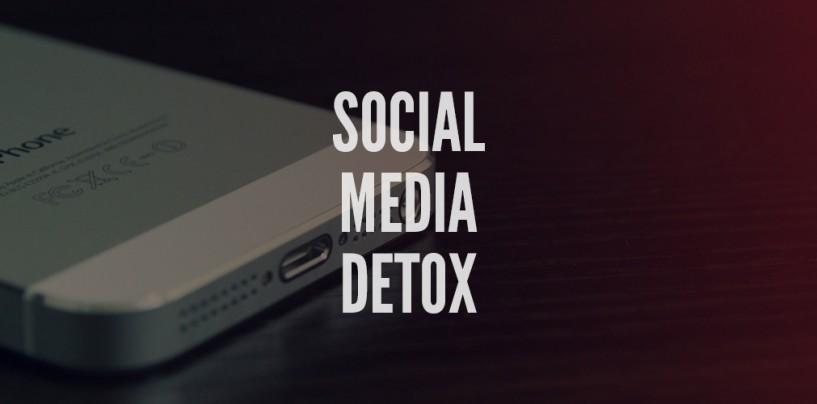 Time for Social Media Detox