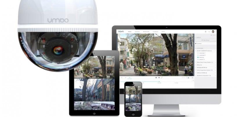 Umbo CV Security Cameras to prevent crime