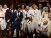 "Pulitzer for ""Hamilton"" and Twitter's all gaga"