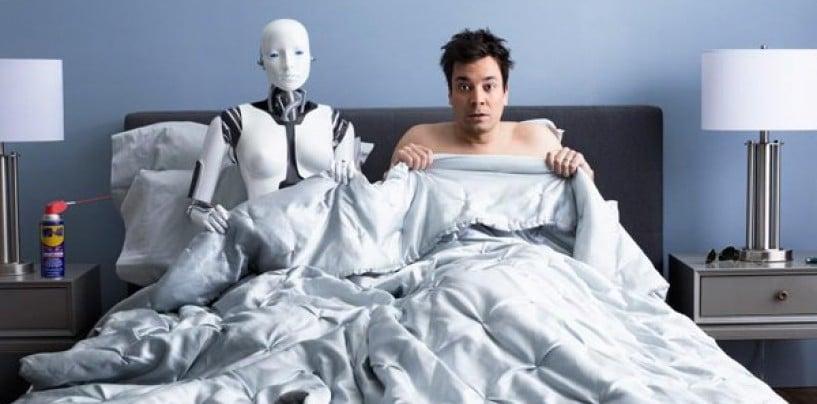 Future Calling: Humans vs Robots