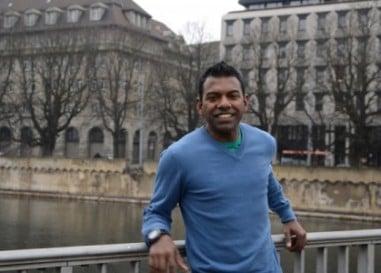 Varun Chandran, self made tech millionaire