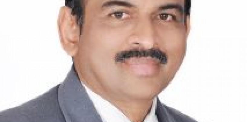K. Krishna Moorthy is the new IESA Chairman