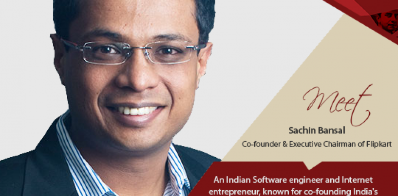 """Differences between partners is good"": Sachin Bansal"