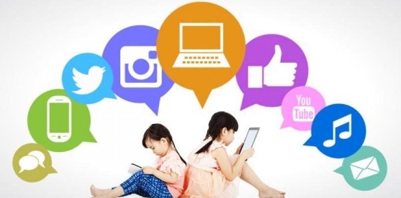 Girls outperform boys in technology test