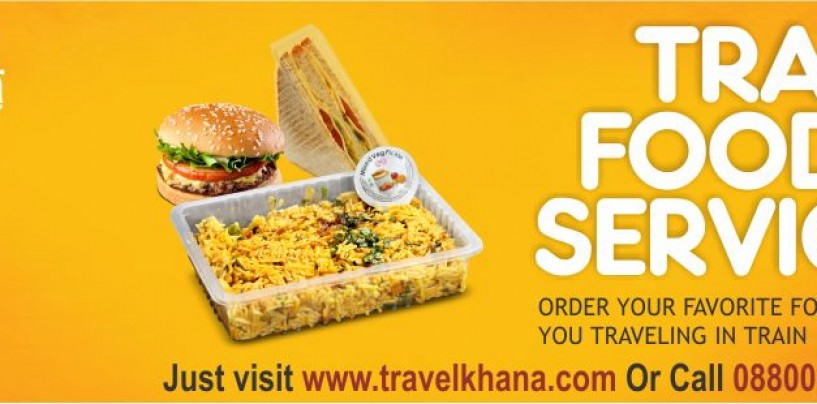 TravelKhana: Your food is here