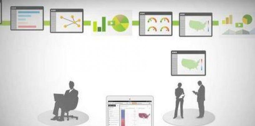 Qlik previews enterprise version of visual analytics platform, Qlik Sense