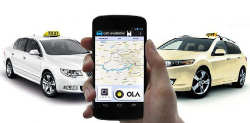 Ola and Uber to face the fare capping by govt - CIOL