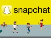 Snap posts first ever better than expected earnings