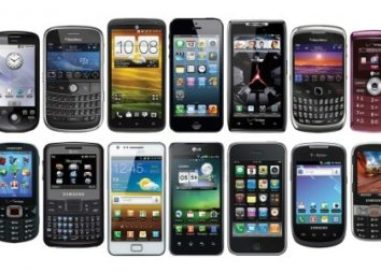 Most popular mobile phones of 2017
