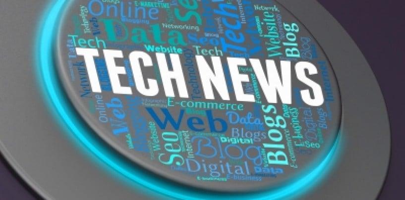 Tech news round up
