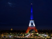 Eiffel Tower is now in your hands, football lovers