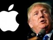 UK's Internet industry names Apple a hero, Trump villain