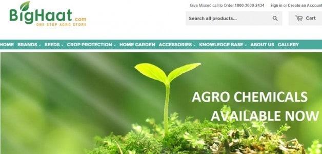 CIOL BigHaat, empowering farmers since January 2015
