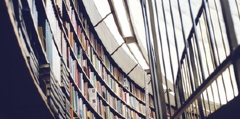 A library without books to keep the geeks hooked