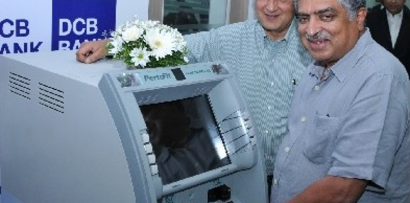 DCB Bank launches Aadhaar based ATM in Bangalore