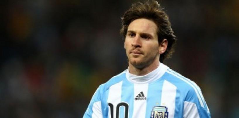 It's all #Messi in Social media