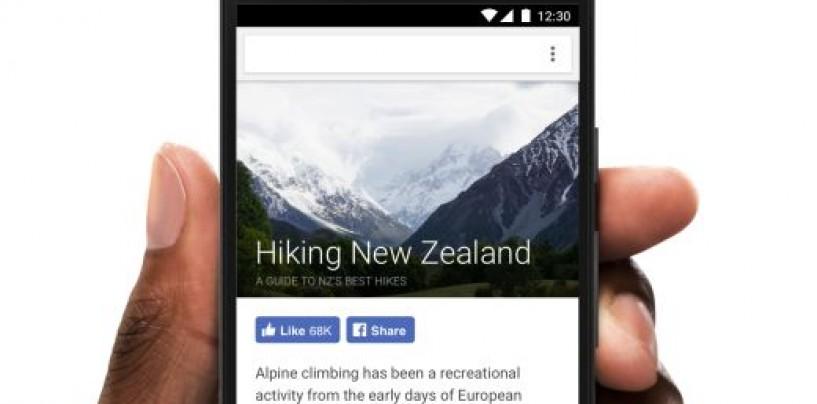 Facebook chucks its 'f' logo in 'Like' button