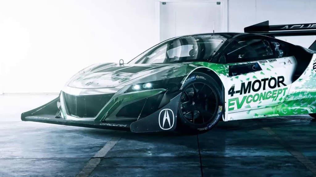 CIOL Acura NSX EV Concept