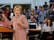 3 pillars of Clinton's tech platform: Connectivity, education & entrepreneurship