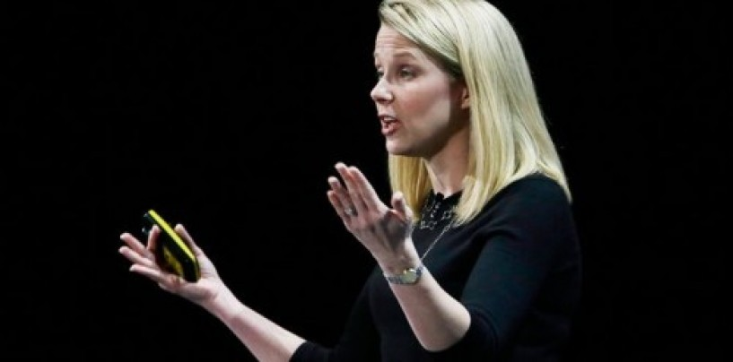 Marissa Mayer may stay to see Yahoo into its next chapter