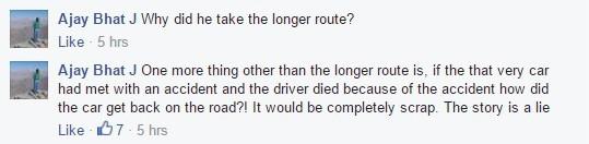 CIOL IIT turned uber driver, a good Samaritan or bluff?