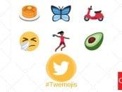 Meet Twitter emojis: Bacon, avocado and selfie