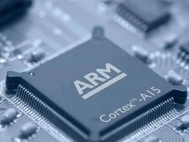 CIOL  ARM chooses a Chinese Co to license its architecture