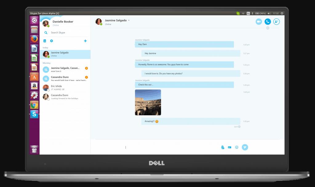 CIOL Microsoft updates Skype for Linux