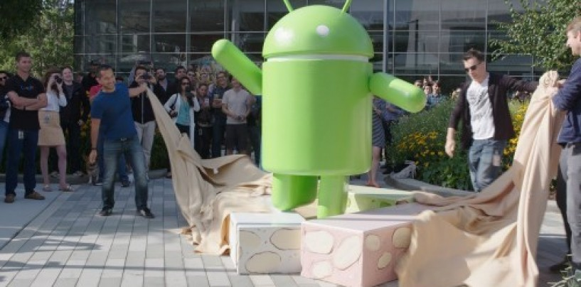 Android N is now Android Nougat; What's the sweet quotient?