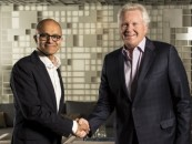 Microsoft partners GE to link industrial machines with cloud