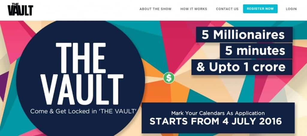 CIOL The Vault- a reality show for budding entrepreneurs of India