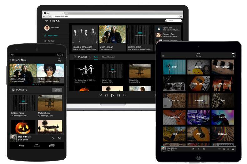 CIOL Apple wants to buy Jay Z's Tidal music app