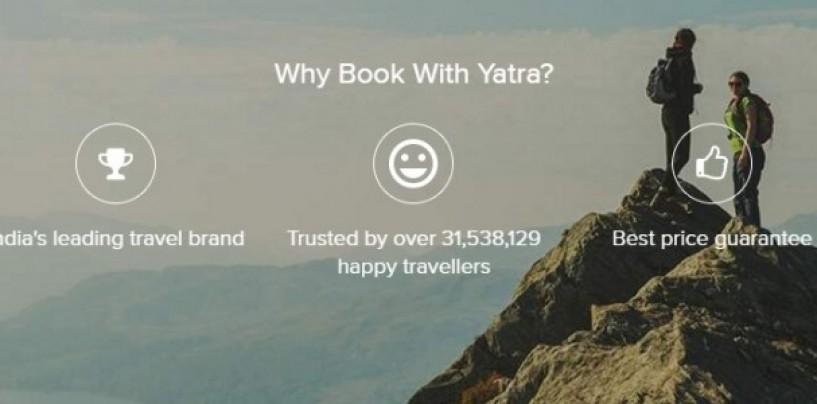 Yatra acquires corporate travel service provider Air Travel Bureau