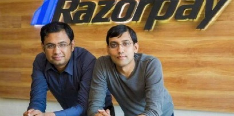 Razorpay raises $20M in Series B led by Tiger Global