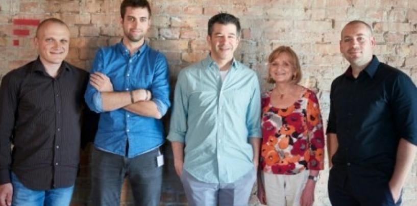 Uber investing in 4 European startups who won UberPITCH program