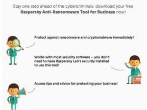 Kaspersky Lab Free anti-ransomware