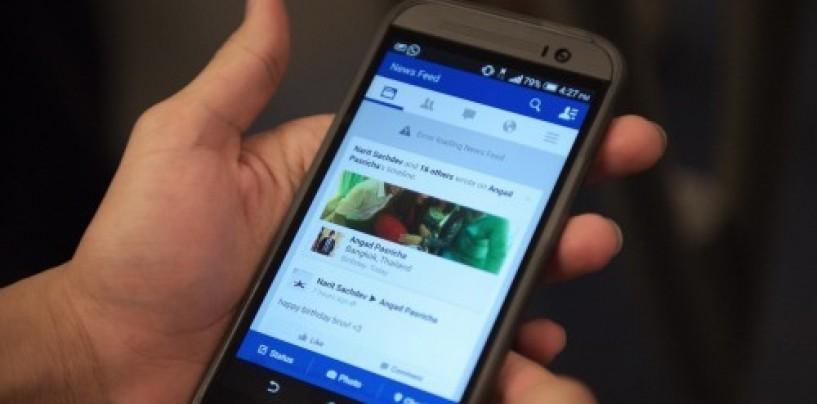 Facebook ends alternative News Feed experiment