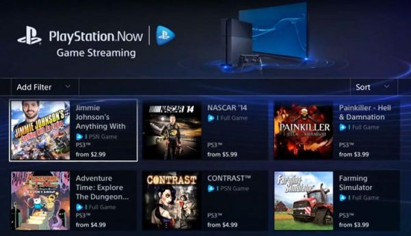 CIOL Sony brings PlayStation Now game streaming to PCs