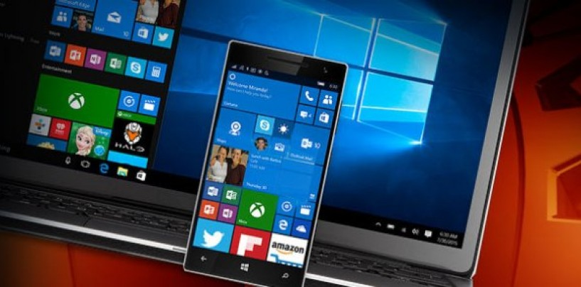 Windows 10 Anniversary Update rollout to finish by November