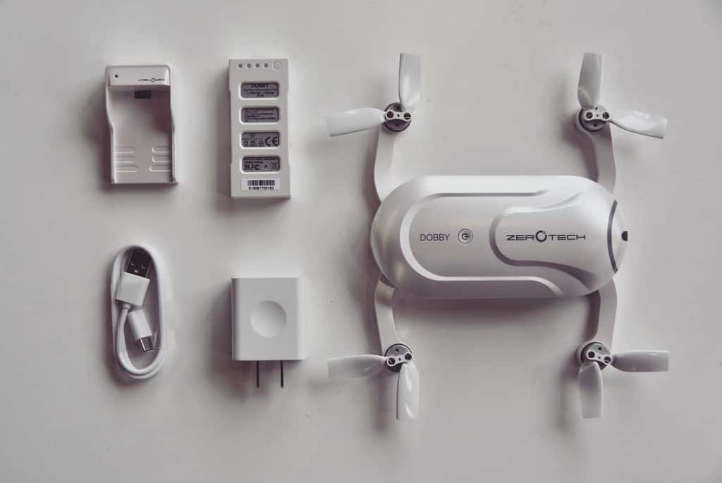 CIOL Dobby- A pocket sized drone to click selfies