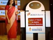 Robotics: ICICI Bank gets the new denomination