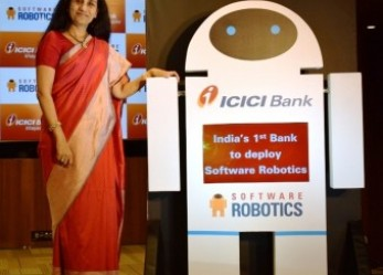 Robotics: ICICI Bank gets the new denomination