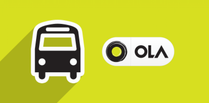 Ola signs MoU with ICICI Bank to provide microcredit to users